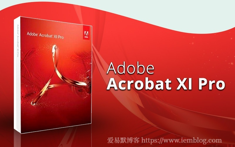 Xi adobe pro acrobat