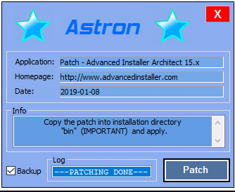 Advanced.Installer.Architect.15.7-patch