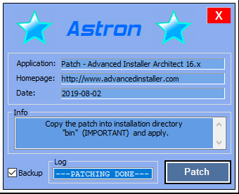 Advanced.Installer.Architect.16.5-patch