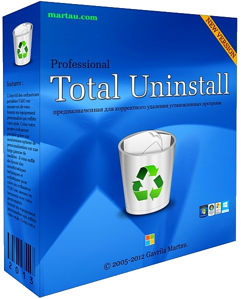 Total Uninstall Pro v6.24.0.520
