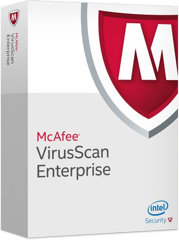 McAfee VirusScan Enterprise v8.8.0.2190