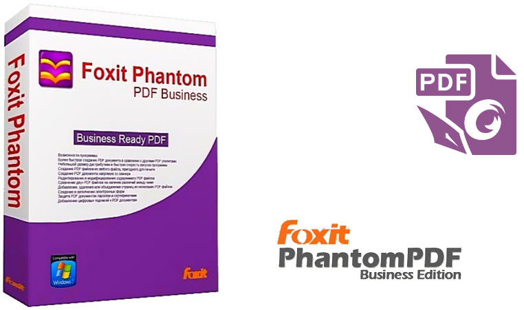 福昕Foxit PhantomPDF Business v10.0.0.35798