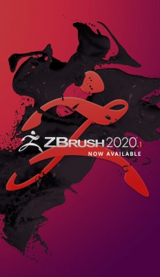 Pixologic ZBrush v2020.1.1 x64 Download