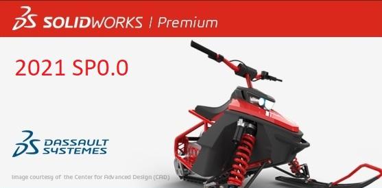 SolidWorks 2021 Premium SP0.0