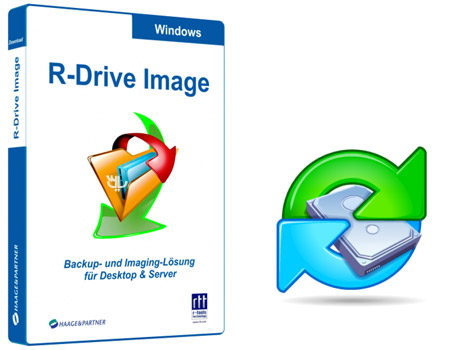 R-Drive Image + BootCD v6.3 Build 6300